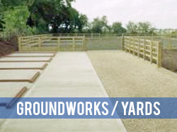 Equestrian Groundworks and Yards